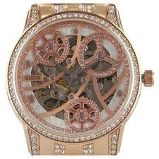 GUESS Lady's Wristwatch U30003L1