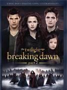 DVD MOVIE DVD THE TWILIGHT SAGA BREAKING DAWN PART 2