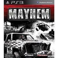 SONY Sony PlayStation 3 Game MAYHEM