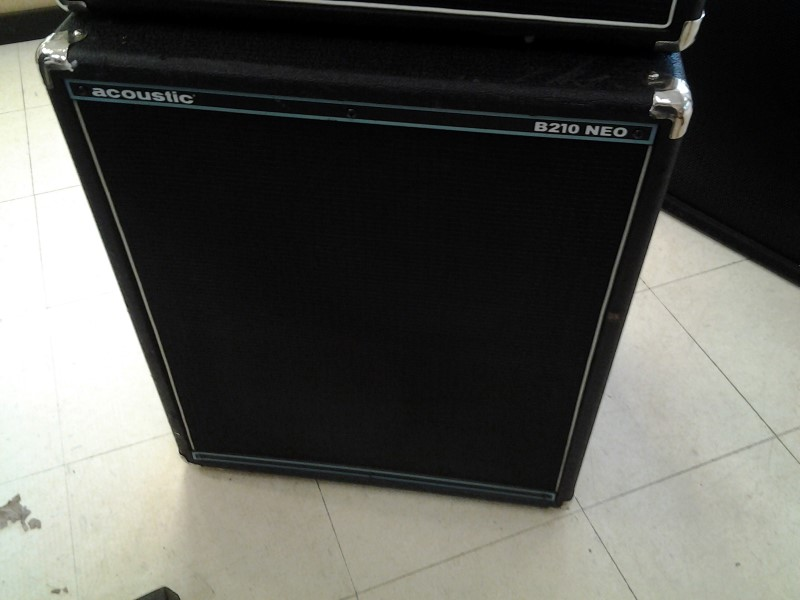 ACOUSTIC BASS SPEAKER CABINET B210 NEO