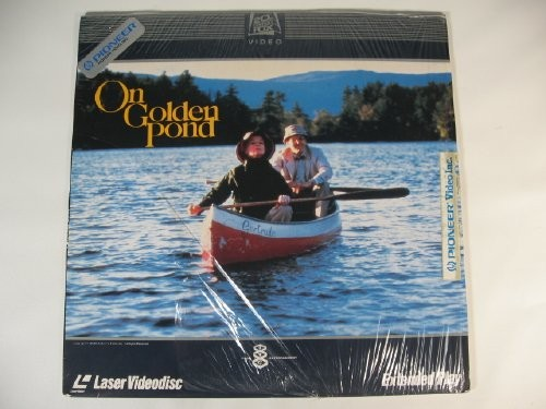 LASER DISC Laser Disk ON GOLDEN POND