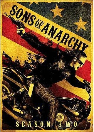 DVD BOX SET DVD SONS OF ANARCHY SEASON TWO