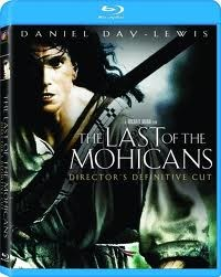 BLU-RAY MOVIE Blu-Ray THE LAST OF THE MOHICANS