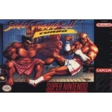 NINTENDO Nintendo SNES Game STREET FIGHTER II TURBO
