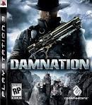 SONY Sony PlayStation 3 Game DAMNATION