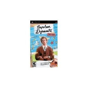 SONY Sony PSP Game NAPOLEON DYNAMITE THE GAME