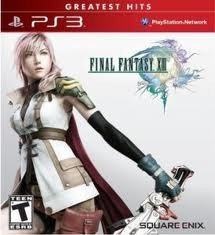 SONY Sony PlayStation 3 FINAL FANTASY XIII