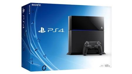SONY PS4 - SYSTEM - CUH-1001A - 500GB