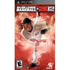 SONY Sony PSP MAJOR LEAGUE BASEBALL 2K12