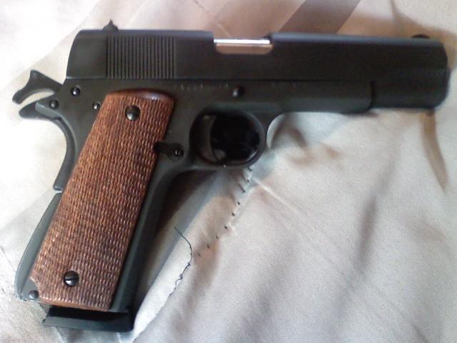 TAYLORS & CO Pistol 1911-A1-FS