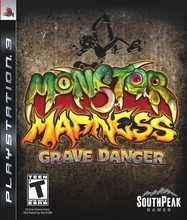SONY Sony PlayStation 3 Game MONSTER MADNESS GRAVE DANGER