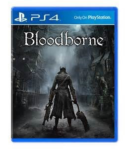SONY ps4 PlayStation 4 Game BLOODBORNE - PS4