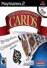 SONY Sony PlayStation 2 WORLD CHAMPIONSHIP CARDS