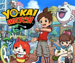 NINTENDO Nintendo 3DS Game YO-KAI WATCH