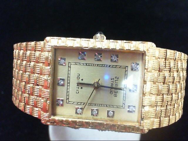 BENRUS Gent's Wristwatch CITATION