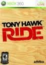 MICROSOFT Microsoft XBOX 360 Game TONY HAWK RIDE