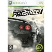 MICROSOFT Microsoft XBOX 360 Game NEED FOR SPEED PRO STREET