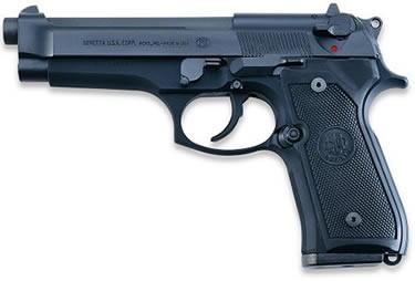 BERETTA Pistol 92 FS (JS92F300M)