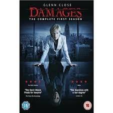 DVD BOX SET DVD DAMAGES SEASON ONE