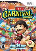 NINTENDO Nintendo Wii Game NEW CARNIVAL GAMES