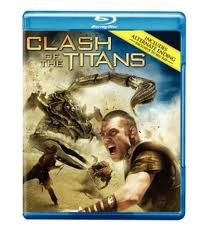 BLU-RAY MOVIE Blu-Ray CLASH OF THE TITANS