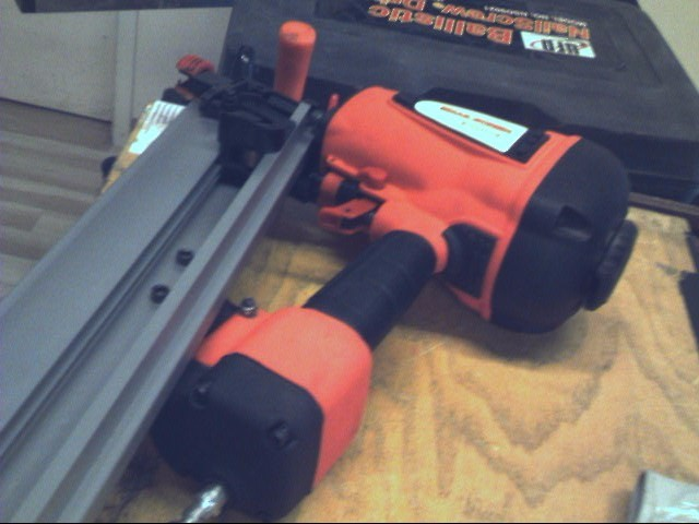 BALLISTIC Nailer/Stapler NSD9021