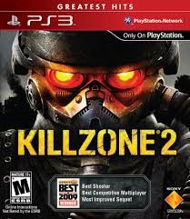 SONY Sony PlayStation 3 KILLZONE 2 GREATEST HITS