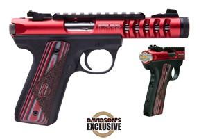 RUGER Pistol 22/45LT 3911