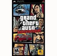 SONY Sony PSP Game GRAND THEFT AUTO: LIBERTY CITY STORIES PSP