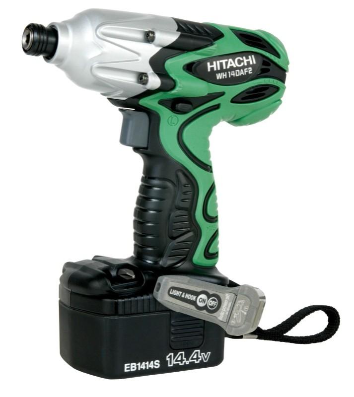 HITACHI Cordless Drill WH14DAF2