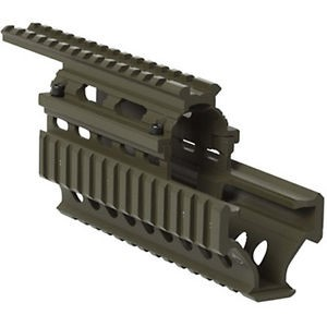 FIREFIELD Firearm Parts FF34008 AK QUAD RAIL