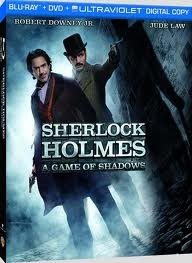 BLU-RAY MOVIE Blu-Ray SHERLOCK HOLMES:A GAME OF SHADOWS