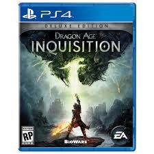 SONY DRAGON AGE INQUISITION PS4 GAME