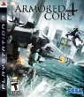 SONY Sony PlayStation 3 Game ARMORED CORE 4