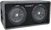KICKER Car Speakers/Speaker System COMP R