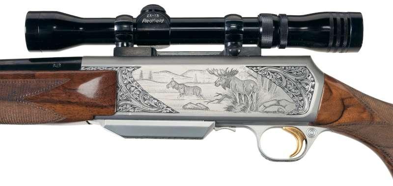 BROWNING Rifle BAR HIGH POWER GRADE I MAGNUM