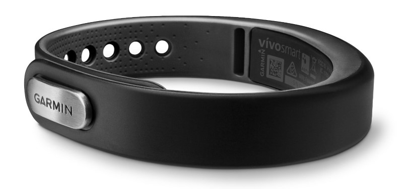 GARMIN Exercise Equipment VIVOSMART ACTIVITY TRACKER LARGE - BLACK
