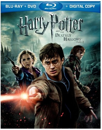 BLU-RAY MOVIE Blu-Ray HARRY POTTER AND THE DEATHLY HALLOWS, PART 2
