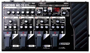 BOSS Effect Equipment EFFECTS ME-70