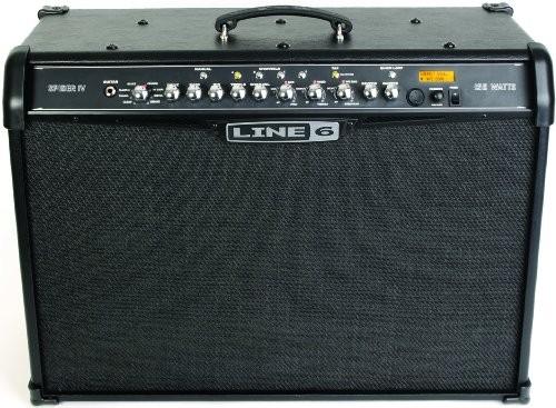 LINE 6 Electric Guitar Amp SPIDER IV 150 WATT