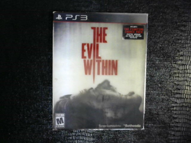 SONY PS3 THE EVIL WITHIN