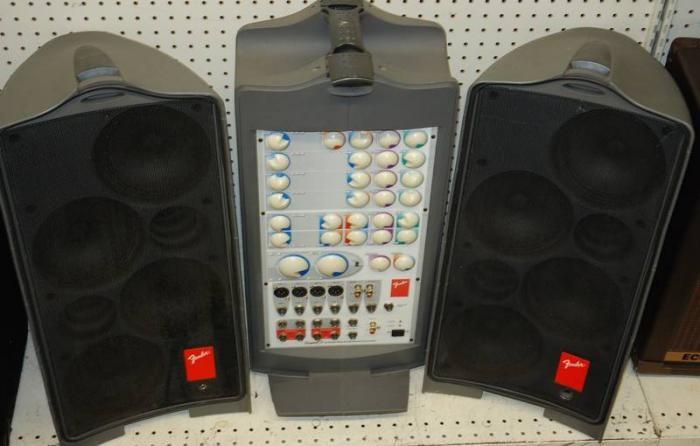 FENDER DJ Equipment PASSPORT