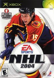 MICROSOFT Microsoft XBOX Game NHL 2004