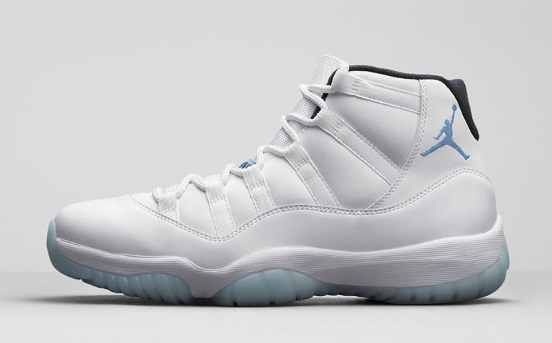 NIKE Shoes/Boots AIR JORDAN RETRO 11 LEGEND BLUE