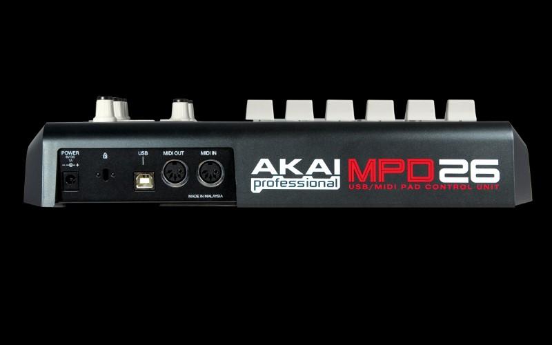 AKAI DJ Equipment MPD26