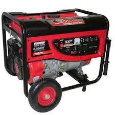 PREDATOR ENGINES Generator GP-6500