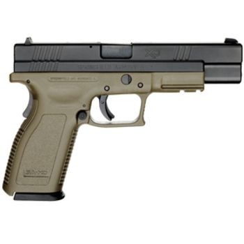 SPRINGFIELD ARMORY XD-45 TACTICAL