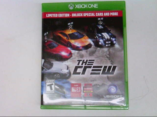 MICROSOFT Microsoft XBOX One Game THE CREW
