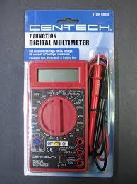 CEN-TECH Multimeter 69096