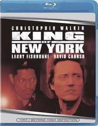 BLU-RAY MOVIE Blu-Ray KING OF NEW YORK